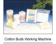 棉花棒機械