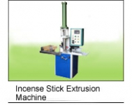 Incense Stick Extrusion Machine