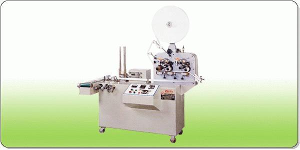 冰淇淋匙印刷包裝機(雙色)