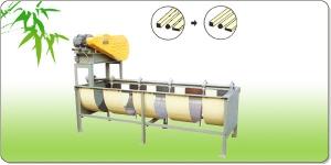 竹條磨光機