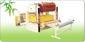 竹蓆專用油壓機